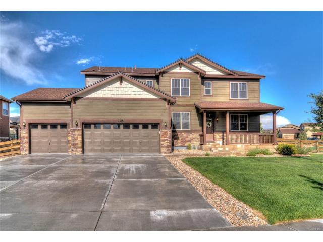 22161 E Hidden Trail Drive, Parker, CO 80138 (MLS #3598387) :: 8z Real Estate