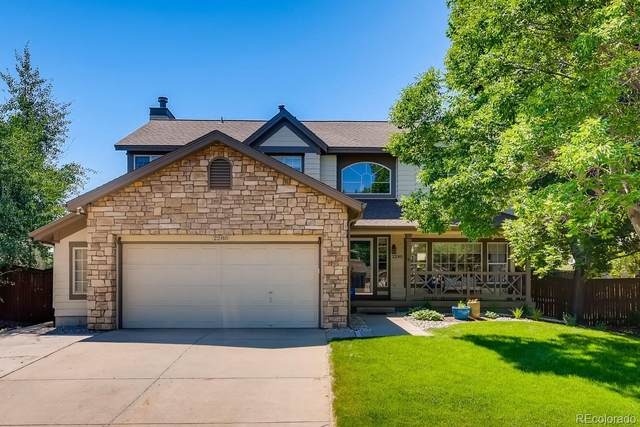 2280 Weatherstone Circle, Highlands Ranch, CO 80126 (#3598509) :: Finch & Gable Real Estate Co.