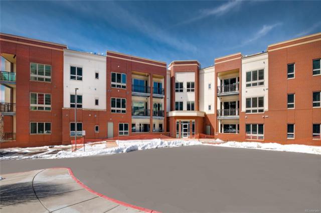 4885 S Monaco Street #108, Denver, CO 80209 (#3599068) :: The HomeSmiths Team - Keller Williams