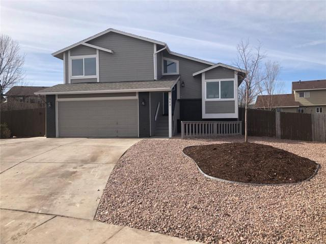 943 Pond Side Drive, Colorado Springs, CO 80911 (#3599127) :: Venterra Real Estate LLC