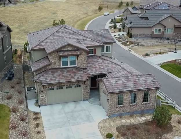 10675 Greycliffe Drive, Highlands Ranch, CO 80126 (#3599315) :: The DeGrood Team