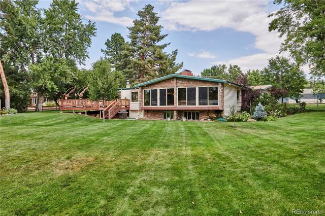 2501 S Fairfax Place, Denver, CO 80222 (MLS #3599427) :: 8z Real Estate