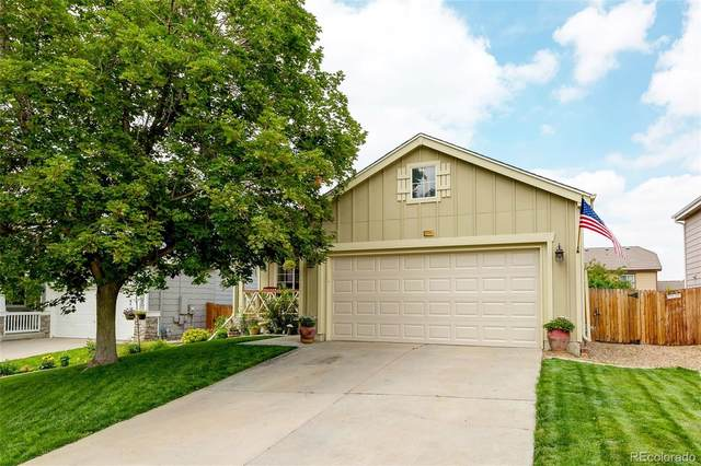 21293 E Belleview Place, Centennial, CO 80015 (#3599504) :: The Heyl Group at Keller Williams