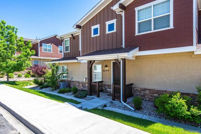 5851 Dripping Rock Lane #104, Fort Collins, CO 80528 (MLS #3599784) :: Find Colorado