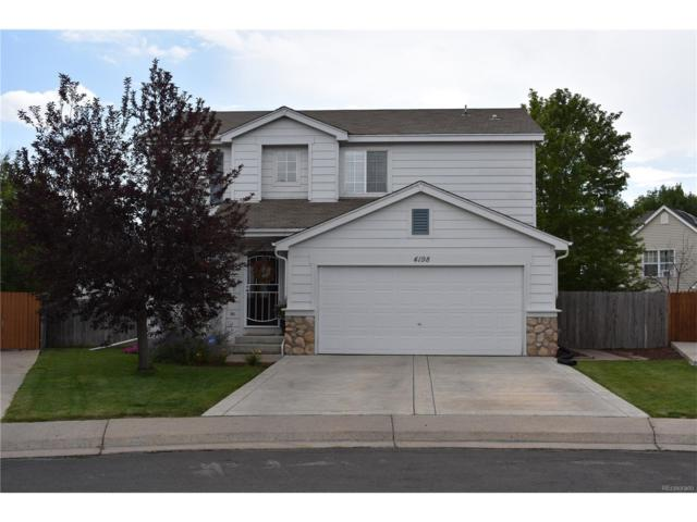 4198 E 94th Place, Thornton, CO 80229 (#3599811) :: The Peak Properties Group