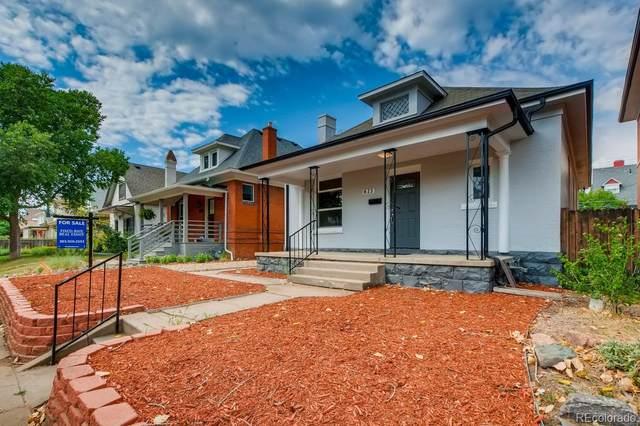 613 S Logan Street, Denver, CO 80209 (MLS #3600071) :: 8z Real Estate
