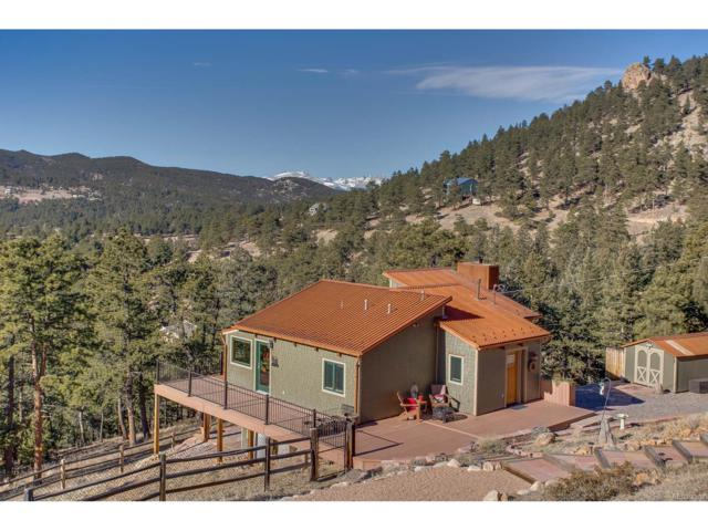 29845 Spruce Canyon Drive, Golden, CO 80403 (#3600226) :: Colorado Home Finder Realty