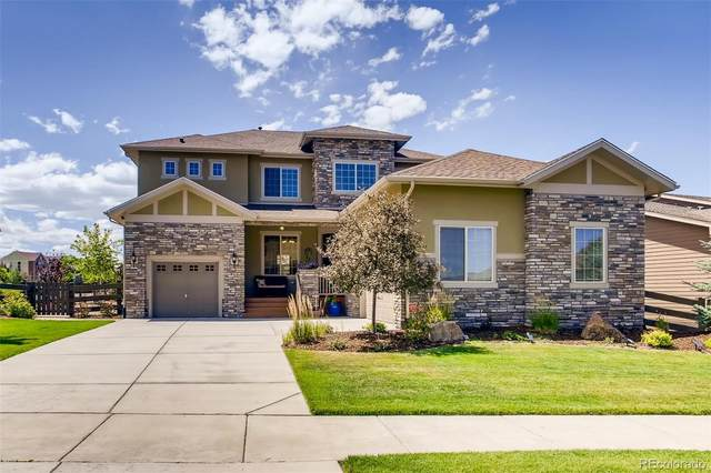21990 E Idyllwilde Drive, Parker, CO 80138 (#3600232) :: James Crocker Team