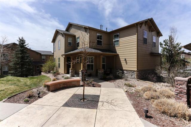 3953 Blue Pine Circle, Highlands Ranch, CO 80126 (#3600319) :: House Hunters Colorado