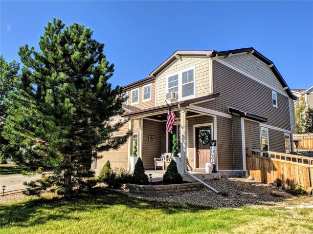 1975 Morningview Lane, Castle Rock, CO 80109 (MLS #3600675) :: 8z Real Estate