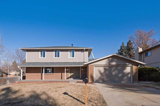 8723 E Saratoga Place, Denver, CO 80237 (MLS #3600696) :: Keller Williams Realty