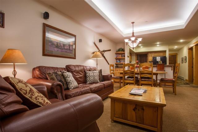 2720 Eagleridge Drive #102, Steamboat Springs, CO 80487 (#3600739) :: The DeGrood Team