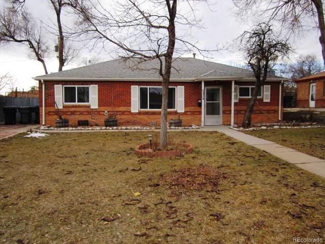 9381 Rose Court, Thornton, CO 80229 (#3600805) :: HergGroup Denver