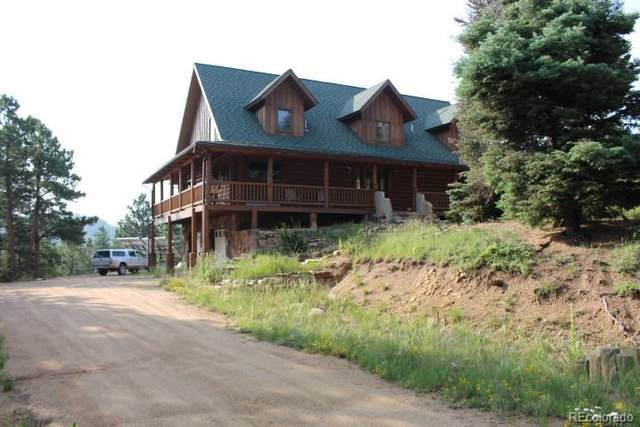 160 Nuthatch Drive, Cotopaxi, CO 81223 (#3600806) :: The FI Team
