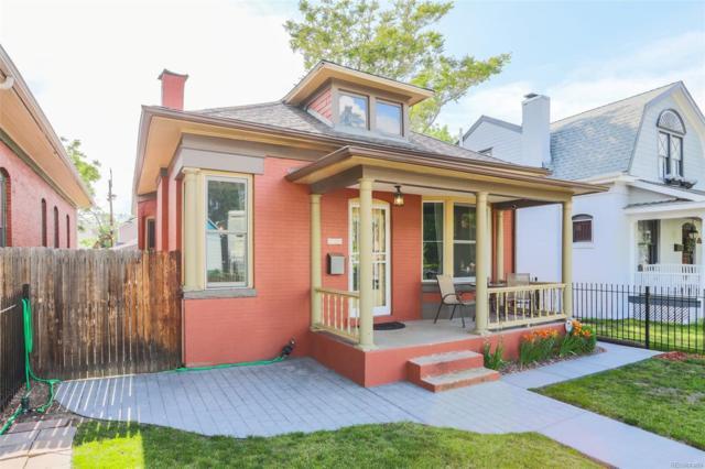 2329 N Humboldt Street, Denver, CO 80205 (MLS #3601001) :: Bliss Realty Group
