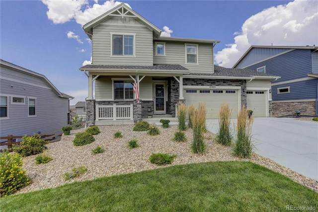 27009 E Plymouth Place, Aurora, CO 80016 (MLS #3601497) :: Keller Williams Realty