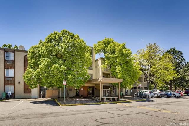 1304 S Parker Road #248, Denver, CO 80231 (#3602110) :: The Griffith Home Team