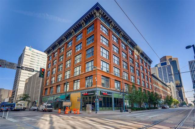 1555 California Street #314, Denver, CO 80202 (#3602181) :: The DeGrood Team