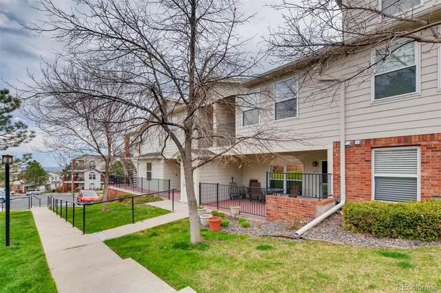 1662 S Deframe Street B4, Lakewood, CO 80228 (#3602239) :: Briggs American Properties