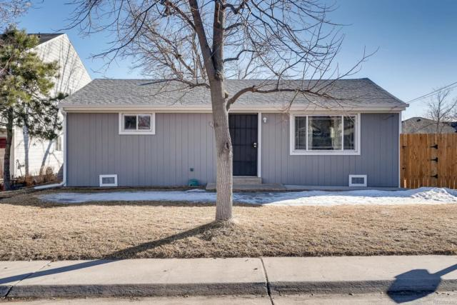 2324 W Baker Avenue, Englewood, CO 80110 (#3602246) :: The Griffith Home Team