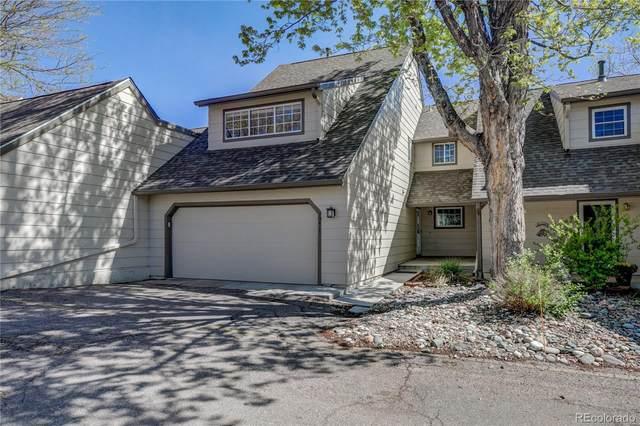 10417 Red Mountain, Littleton, CO 80127 (#3602349) :: Kimberly Austin Properties