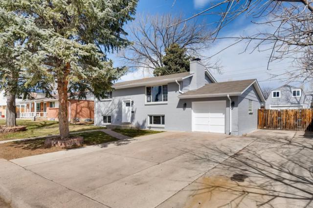 3933 W Quinn Place, Denver, CO 80236 (#3602378) :: Wisdom Real Estate