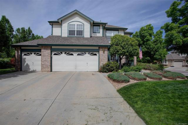 7011 S Shawnee Street, Aurora, CO 80016 (#3602489) :: Bring Home Denver