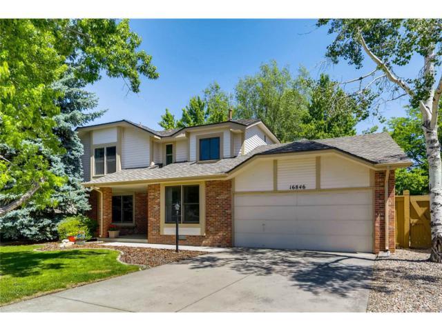 16846 E Prentice Circle, Centennial, CO 80015 (MLS #3603175) :: 8z Real Estate