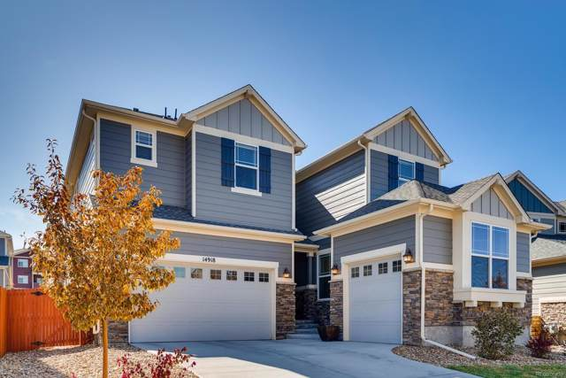 14918 Delhi Avenue, Parker, CO 80134 (#3603473) :: Mile High Luxury Real Estate