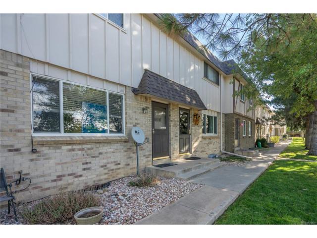 4816 E Hinsdale Place, Centennial, CO 80122 (#3603727) :: The Peak Properties Group
