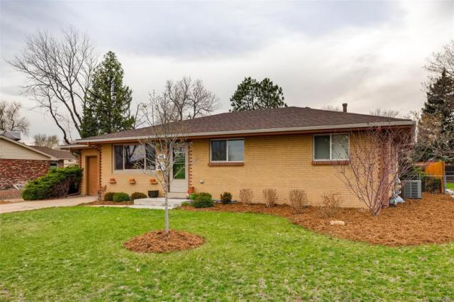 5021 S Irving Street, Englewood, CO 80110 (#3603905) :: Wisdom Real Estate