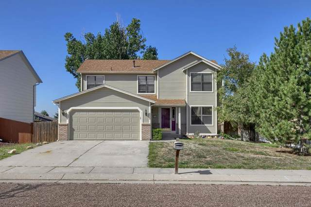 360 Putnam Drive, Colorado Springs, CO 80911 (#3603907) :: The Heyl Group at Keller Williams