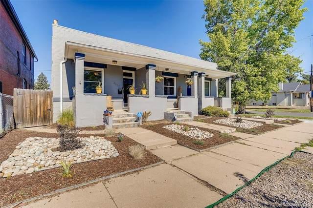 2953 N Columbine Street, Denver, CO 80205 (MLS #3604088) :: 8z Real Estate