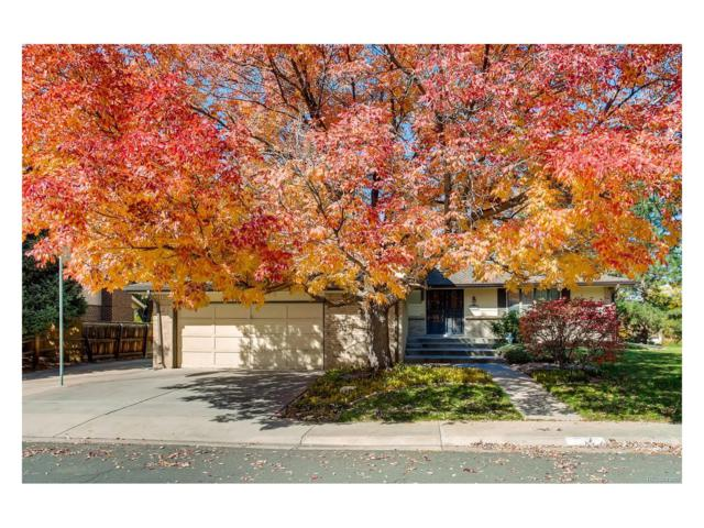 3733 E Mineral Place, Centennial, CO 80122 (#3604177) :: ParkSide Realty & Management