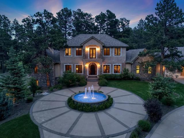 17525 Pond View Place, Colorado Springs, CO 80908 (MLS #3604453) :: 8z Real Estate