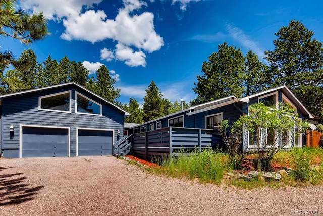 251 E Ridge Drive, Woodland Park, CO 80863 (#3604800) :: The DeGrood Team