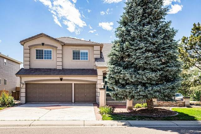 9501 Sand Hill Court, Highlands Ranch, CO 80126 (#3605097) :: Bring Home Denver with Keller Williams Downtown Realty LLC
