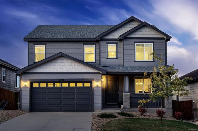 1359 Castle Creek Circle, Castle Rock, CO 80104 (#3605132) :: The Heyl Group at Keller Williams