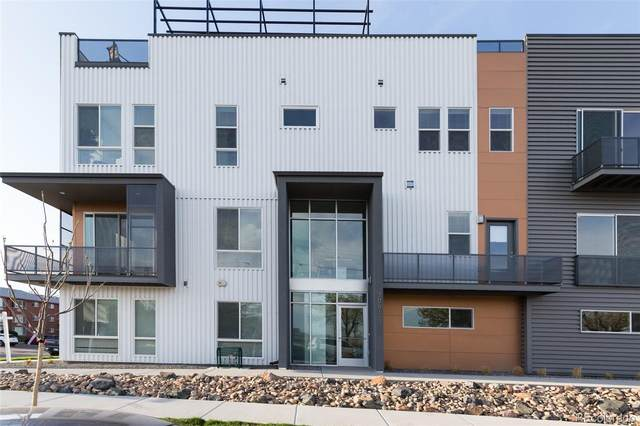 3081 W 16th Avenue, Denver, CO 80204 (#3605220) :: The DeGrood Team