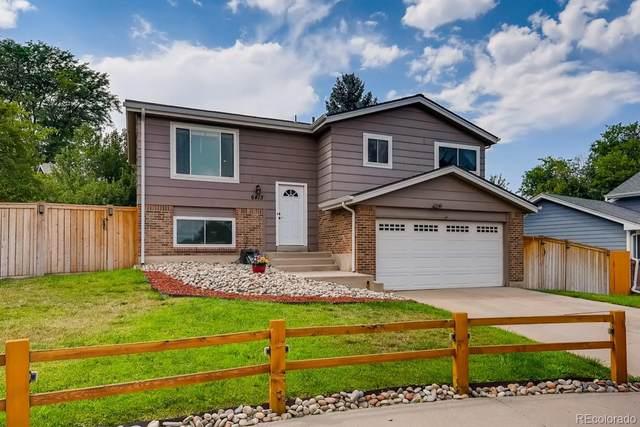 6413 Zang Court, Arvada, CO 80004 (MLS #3605262) :: 8z Real Estate