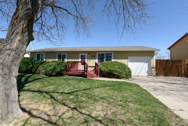 15515 E Greenwood Drive, Aurora, CO 80013 (#3605439) :: The Peak Properties Group