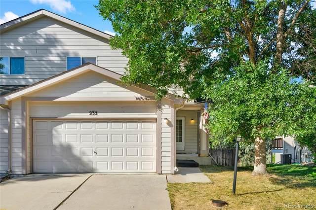 232 Acacia Drive, Loveland, CO 80538 (#3605685) :: Compass Colorado Realty