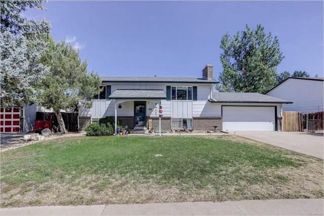 864 Lewiston Street, Aurora, CO 80011 (#3605920) :: James Crocker Team