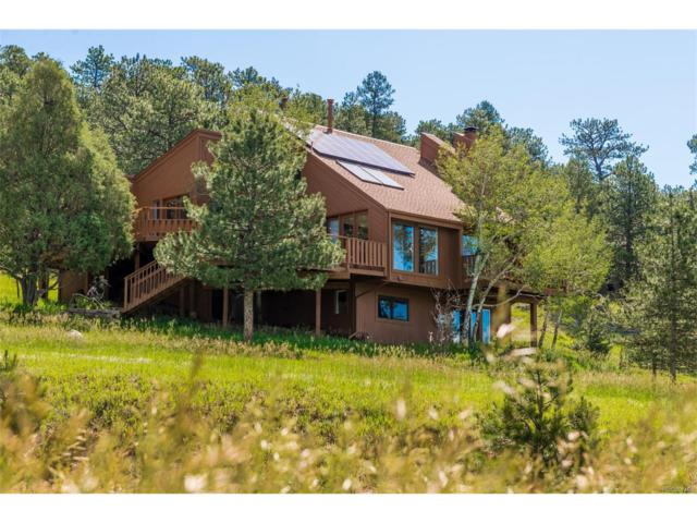 1674 Foothills Drive, Golden, CO 80401 (MLS #3606064) :: 8z Real Estate
