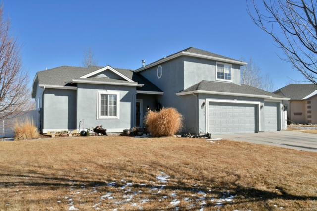 150 63rd Avenue, Greeley, CO 80634 (#3606324) :: The Umphress Group