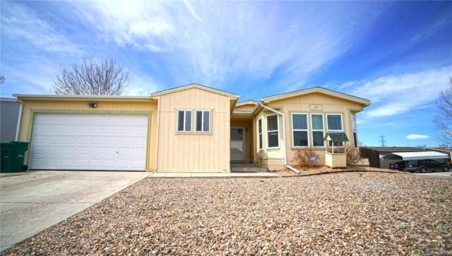 293 Apache Place, Lochbuie, CO 80603 (#3606730) :: The Heyl Group at Keller Williams