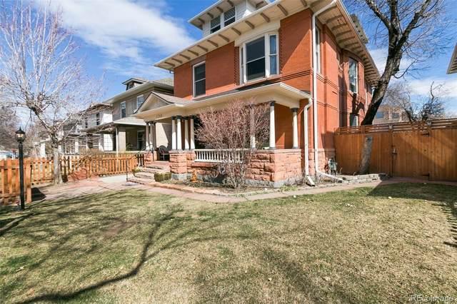 1748 N High Street, Denver, CO 80218 (#3606780) :: The Brokerage Group