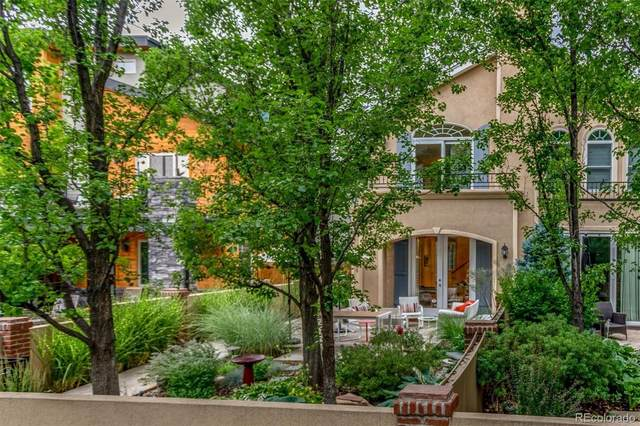 349 Jackson Street, Denver, CO 80206 (#3607099) :: Own-Sweethome Team