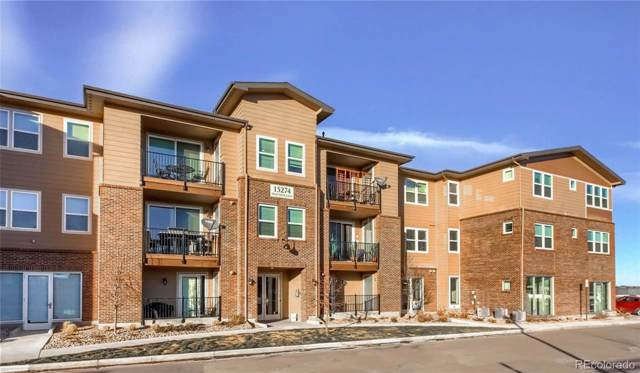 15274 W 64th Lane #102, Arvada, CO 80007 (MLS #3607534) :: 8z Real Estate