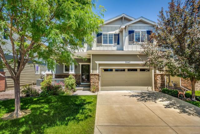 3547 E 141st Place, Thornton, CO 80602 (#3607554) :: The Pete Cook Home Group